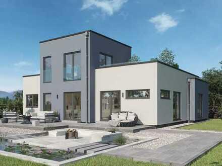 Ihr modernes Energie-Effizienz-Bungalow in Warmsroth