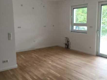 Neubau/Erstbezug : exklusive 2-Zimmer-EG-Wohnung in Zirndorf