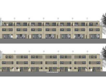 Neubau: bezugsfertige Reihenhäuser in Mecklenbeck