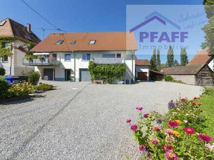 Zuhause ankommen - helle 5 Zimmerwohnung in Mühlhausen, in unmittelbarer Nähe zum Bahnhof!