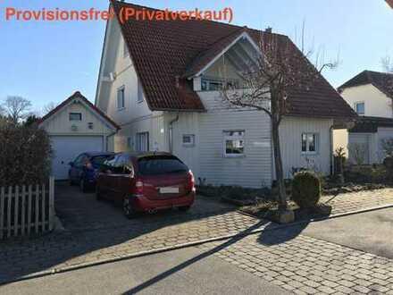 Geräumiges Haus mit 5 Zimmern sehr Naturnah, ruhig mit Teich und Backhaus
