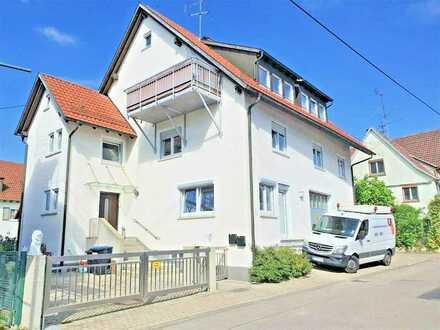 schöne 5-Zimmer-Wohnung mit Balkon und Einbauküche in Munderkingen