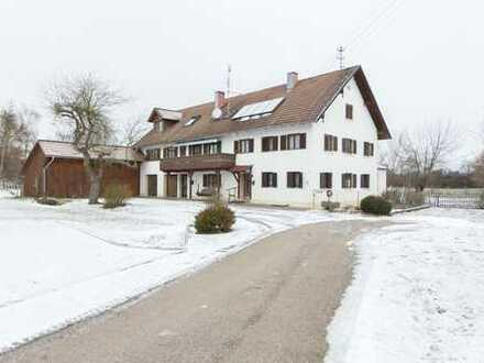 Ehemaliges Bauernhaus mit Ausbaumöglichkeit und großem Grundstück
