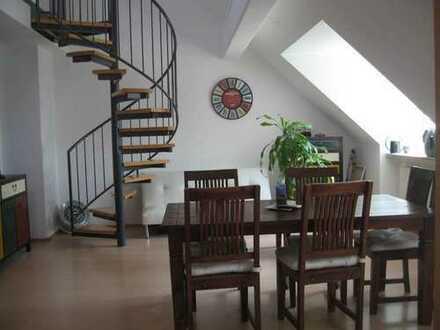 Schöne, geräumige 2,5 Zimmer Galleriewohnung in Neuburg an der Donau