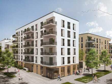 Für die Familie: Tolle 4-Zimmer-Dachgeschosswohnung mit zwei Bädern und großzügiger Terrasse