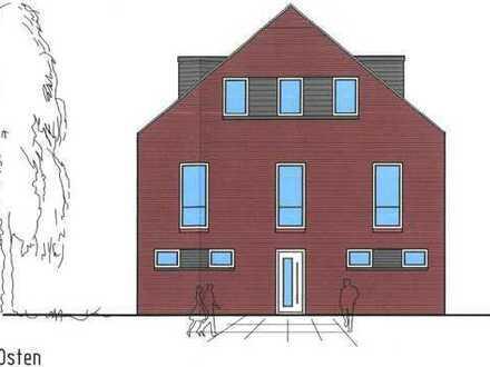 Neubau-Eigentumswohnung in einem 3 Familienhaus in zentrumsnaher Wohnlage von Papenburg-Untenende