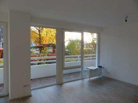 Preiswerte, gepflegte 3,5-Zimmer-Erdgeschosswohnung mit Balkon in Essen