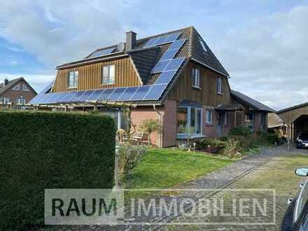 Gepflegte Doppelhaushälfte mit PV-Anlage auf Fehmarn