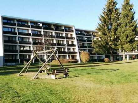 Nette, gepflegte 1-Zimmer-Ferienwohnung mit Balkon und Einbauküche in Sankt Englmar