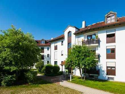 2-Zimmer DG-Wohnung in Bestlage Taufkirchen b. München