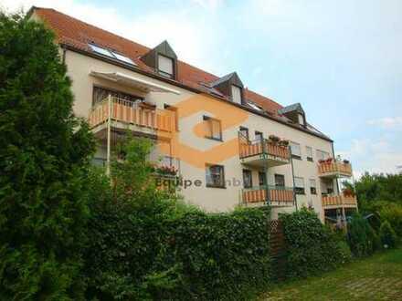 Sonnige & gut geschnittene Balkonwohnung für die kleine Familie!