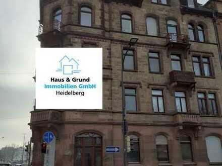 Haus & Grund Immobilien GmbH - sanierte 2 ZKB Wohnung mit Balkon in zentraler Lage von HD-Bergheim