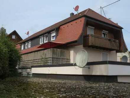 4-Zimmer-Maisonette-Wohnung in Dietersweiler