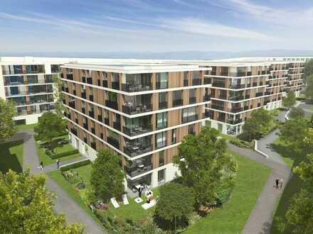 Atrium Garden mitten im Zentrum Mannheims – urban, lebendig, leicht und doch geschützt