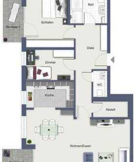 HEGERICH: Modern und exklusiv Wohnen! Ihre neue Eigentumswohnung in ruhiger Lage!