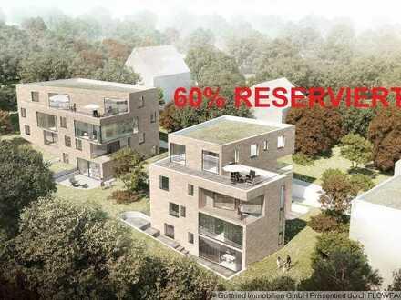 Top Lage am Michelsberg - Schicke Wohnung mit Süd-West-Balkon