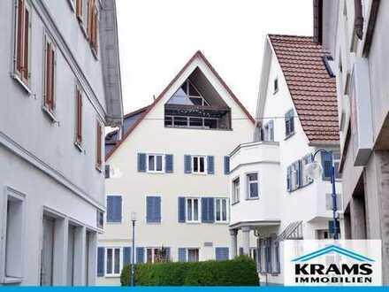 Charmante 3,5-Zimmer-Maisonettewohnung im Zentrum von Metzingen!