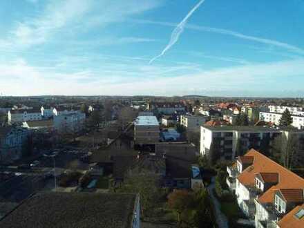 Penthouse in Wolfenbüttel mit Weitblick und großer Dachterrasse