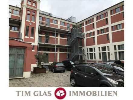 ++ Hochwertige Loftwohnung 4ZKB-38 m² Dachterrasse im 2.OG in 2.Reihe in ruhiger Lage LD-Zentrum! ++