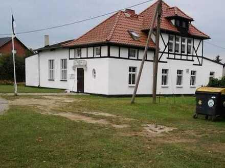 ehemaliges Gasthaus mit modernisierter Einliegerwohnung vor den Toren Usedoms