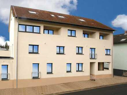 Provisionsfrei: Neue 3-Zi. Whg. im ehemaligen Hotel Vorspessart, saniert, neu umgebaut, Erstbezug