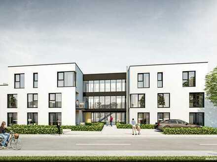 exklusive Neubau 3-Zimmer-EG-Wohnung