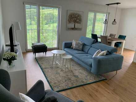Neuwertige 3,5-Zimmer-Wohnung mit Balkon und EBK in Waldshut-Eschbach