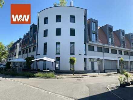 Sonnige, außergewöhnliche 3-Zimmer-Wohnung in Amtzell