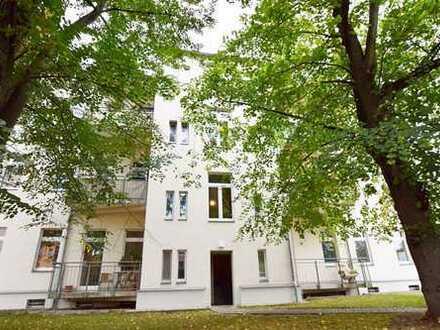Attraktive Balkonwohnung im Dachgeschoss zur Kapitalanlage in Altchemnitz!