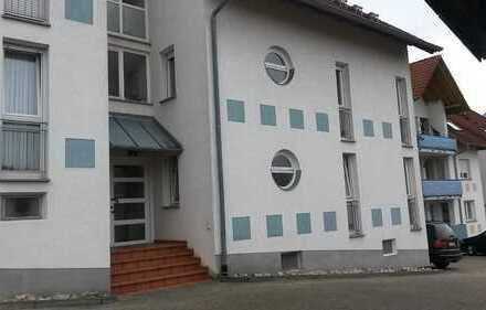 Helle 2-Zimmer-Erdgeschoss-Wohnung in Ettenheim