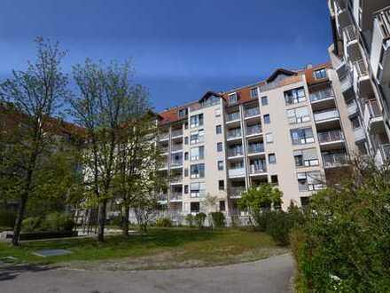 Charmante 3-Zimmer- Stadtwohnung mit sonniger Loggia in der Isarvorstadt/Glockenbachviertel
