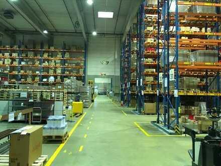 Lager-/ Produktionsflächen nahe der A 661 FÜR SIE PROVISIONSFREI!