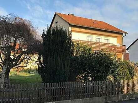 Einfamilienhaus mit großem Garten in Gundelsheim, Lkrs. Bamberg