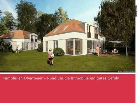 Neubau in Bestlage Grünwald für Naturliebhaber