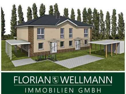 Wildeshausen | Großzügige & familienfreundliche Doppelhaushälfte in Bestlage (Neubau - Erstbezug)