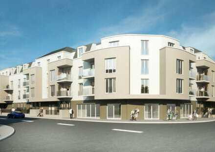 Neubauprojekt Curvum Bad Homburg - 4 Zimmer Wohnung