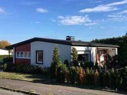 Bungalow mit ca. 97 m² Wohnfläche auf großem Grundstück in ruhiger Lage von Dortmund-Brackel