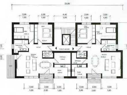 Individuelle Wohnträume - Exklusive Neubauwohnungen in Schönenberg-Kübelberg EG