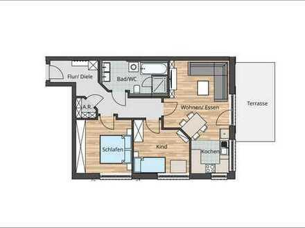 Schöne 3 Zimmer- Wohnung am Tegernsee mit Garten