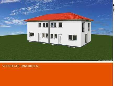 Bad Kreuznach: Projektierte Doppelhaushälfte mit Keller - Qualität in erstklassiger Lage !