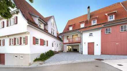 Anwesen mit 4 Einheiten - Historischer Schein - modernes Sein