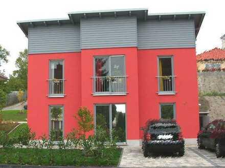 Der Bauplatz für mein neues Haus direkt in Borna...