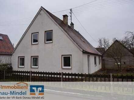 Einfamilienhaus in Wittislingen - OT Schabringen