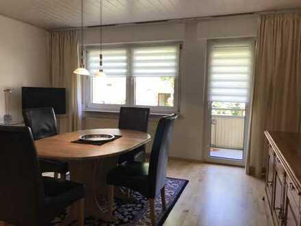 #Traitteur - Schick möblierte 3 Zimmer Wohnung mit Balkon