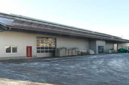 Produktions- und Gewerbehalle