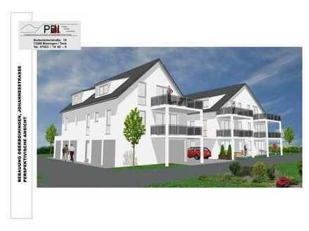 *PROVISIONSFREIE* Hochwertig ausgestattete 3,5 Zi. DG-Wohnung mit 80 m² und Balkon