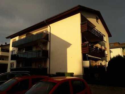 Attraktive 3,5-Zimmer-Wohnung mit Balkon in Leimen