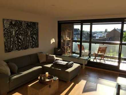 Zentral und ruhig: Moderne 2,5 Zimmer inkl. Tiefgaragenplatz