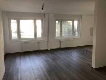 Exklusive, geräumige 1-Zimmer-EG-Wohnung mit EBK in Frankfurt am Main