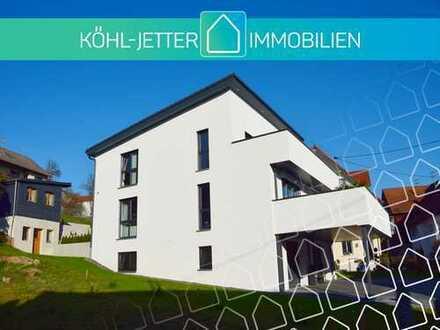 Licht, Raum und Exklusivität! Repräsentative Villa in Haigerloch-Stetten!